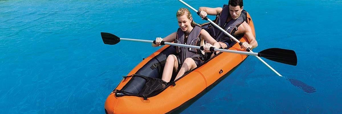 Migliori canoe gonfiabili