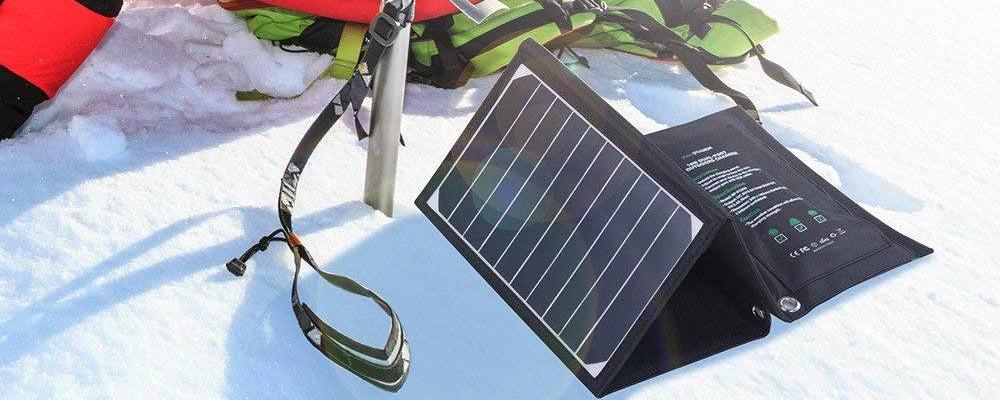 Migliori caricabatterie solari