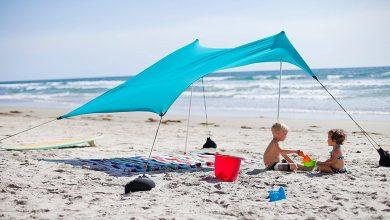 Le migliori tende da spiaggia leggere e facili da montare