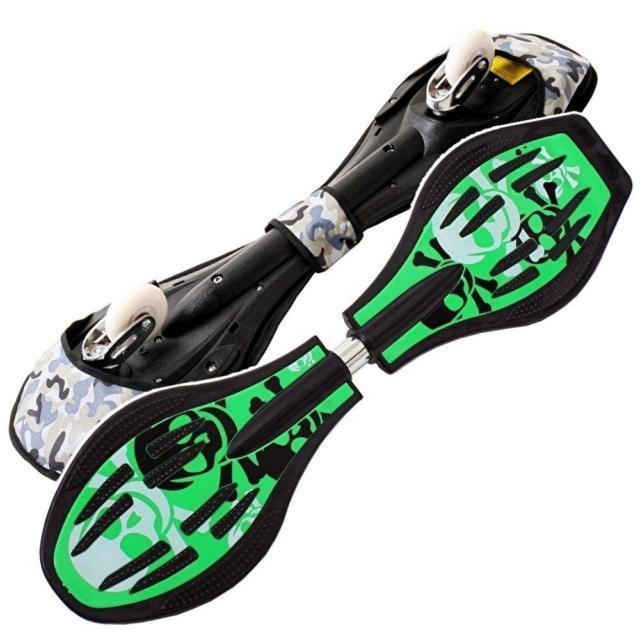 skateboard a due ruote prezzo