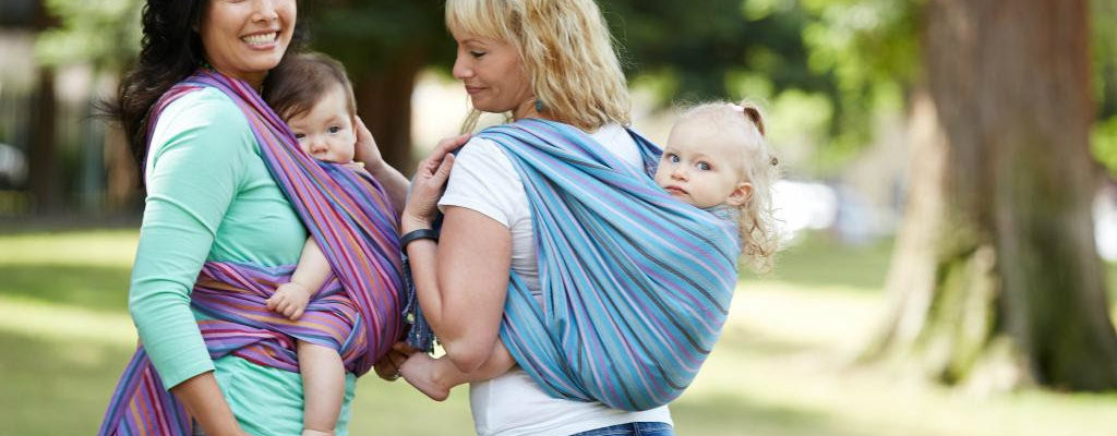 Migliori fasce porta bebè