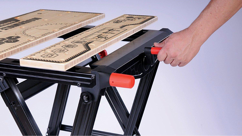 Tavolo Da Lavoro Black And Decker : Banco da lavoro test e consigli i migliori modelli a
