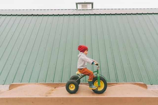 caratterstiche miglior triciclo per bambini