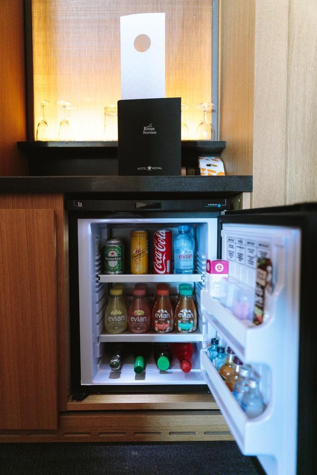 caratteristiche mini frigorifero
