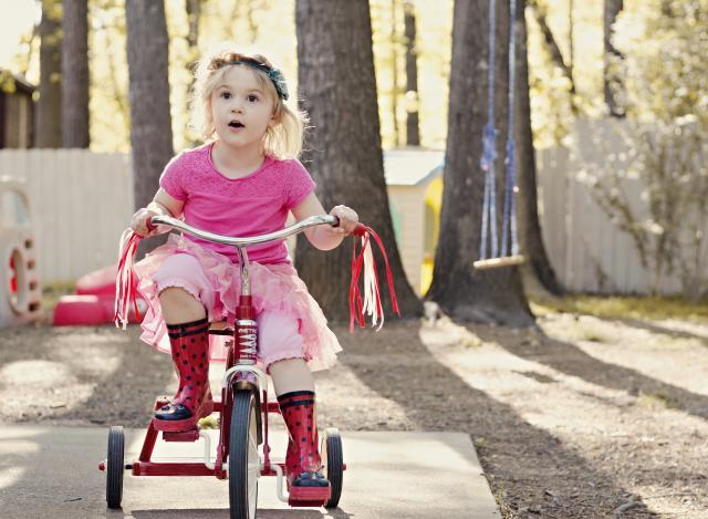 design triciclo bambini