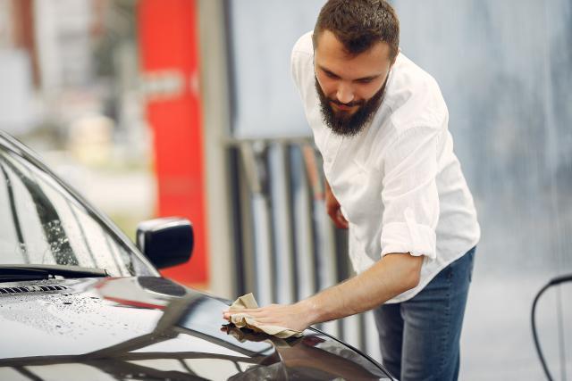 accorgimenti macchinetta per lucidare auto