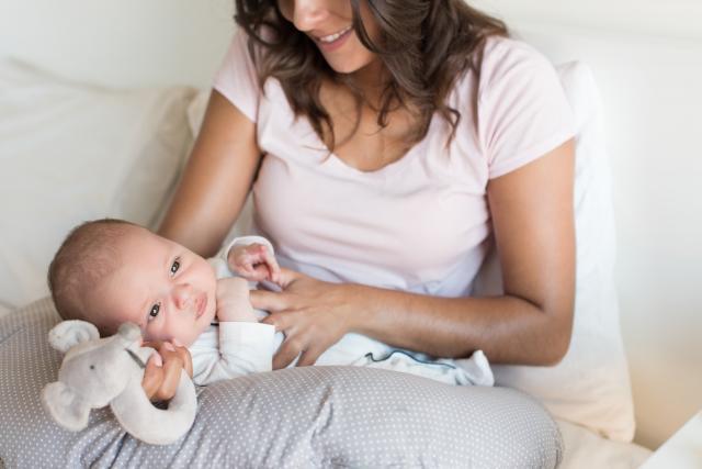 cos'è cuscino allattamento