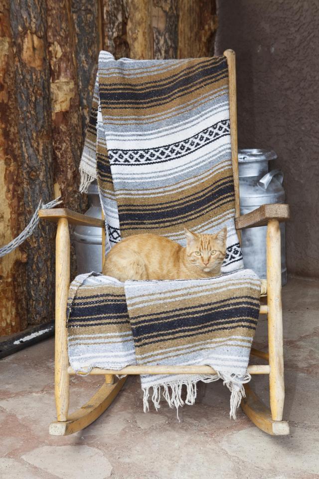 dimensioni sedia a dondolo