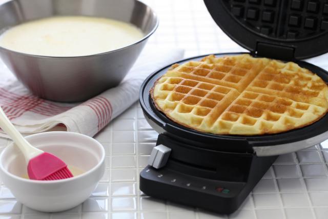 macchina per fare waffle