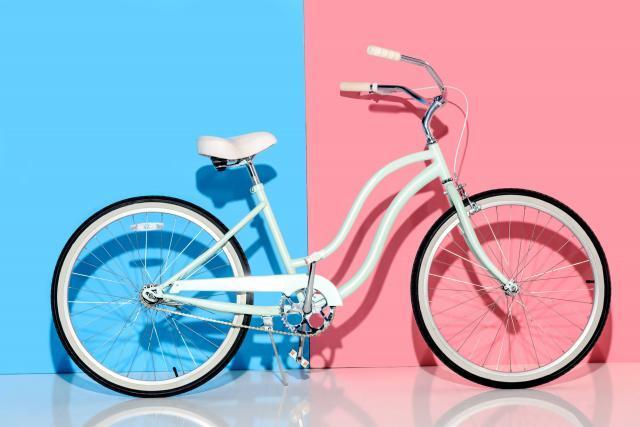 parti biciclette passeggio