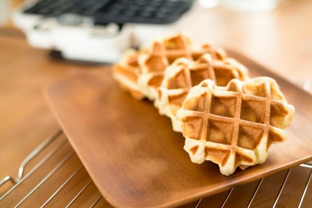 caratteristiche macchina waffle