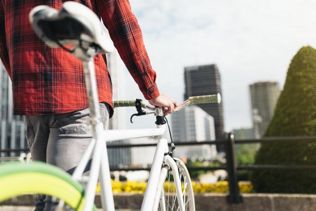 cosa considerare di una bici da passeggio