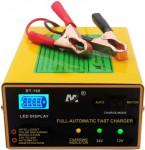 Etrogo Caricabatterie Automatico 12V / 24V
