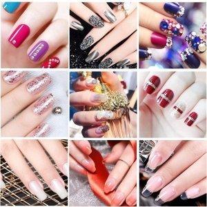 La preparazione delle unghie