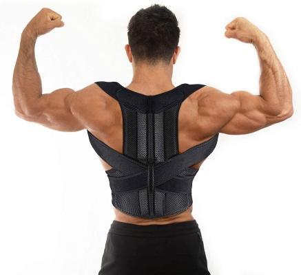 ISchiena correttore posturale spalle e schiena