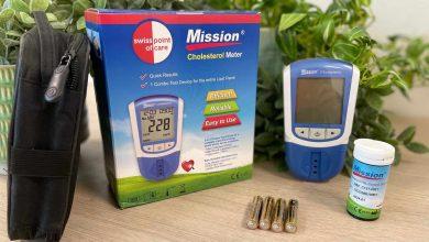 misuratore colesterolo